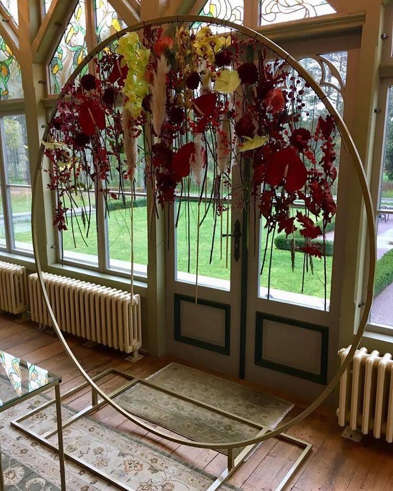 Pulmakorraldaja/ Artishok-lilled